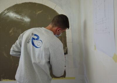 CAP Peintre Applicateur de Revêtements