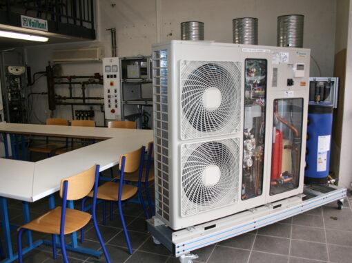 CAP Monteur en Installations Thermiques